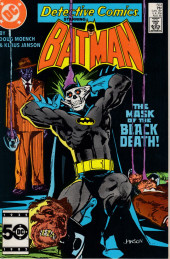Detective Comics (1937) -553- The false face society of Gotham