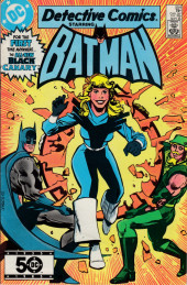 Detective Comics Vol 1 (1937) -554- Port passed