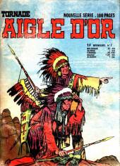Aigle d'Or (2e série) -7- Désastre sur la prairie