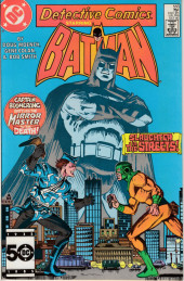 Detective Comics (1937) -555- Returning reflections