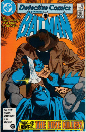 Detective Comics (1937) -565- The love killing