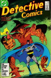 Detective Comics (1937) -571- Fear for sale