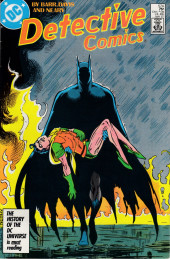 Detective Comics (1937) -574- My beginning and my probable end
