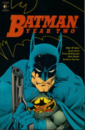Detective Comics (1937) -INT/UK- Batman: Year Two