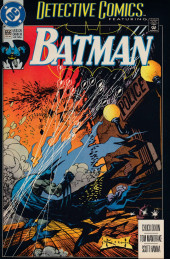 Detective Comics (1937) -656- Besieged