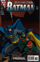 Detective Comics Vol 1 (1937) -681- Knight without armour