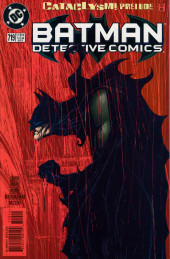 Detective Comics (1937) -719- Sounds and fury