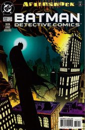 Detective Comics (1937) -722- Statistics