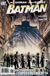 Batman (1940) -686a- Whatever Happened to the Caped Crusader, part 1 of 2: The Beginning of the End