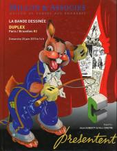 (Catalogues) Ventes aux enchères - Millon - Millon - Calvo