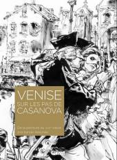 (DOC) Venise sur les pas de Casanova - De la peinture du XVIIIe siècle à la bande dessinée