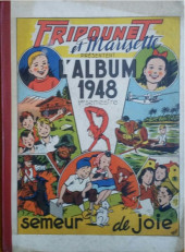 (Recueil) Fripounet et Marisette -481- Album 1948 1e semestre (recueil des n°01 à 26)