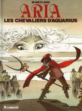 Aria -4a1991- Les chevaliers d'Aquarius