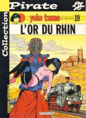 Yoko Tsuno -19Pir- L'Or du Rhin