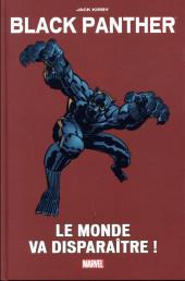 Black Panther (Marvel Vintage) - Le monde va disparaitre !