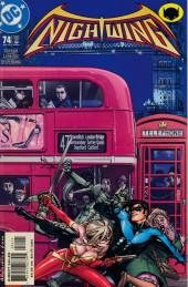 Nightwing Vol. 2 (1996) -74- London calling