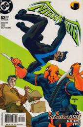 Nightwing Vol. 2 (1996) -82- Venn diagram part three