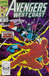 Avengers West Coast (1989) -64- Show And Tell