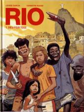 Rio (Rouge/Garcia) -1a18- Dieu pour tous