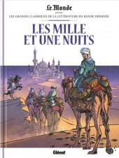 Les grands Classiques de la littérature en bande dessinée -28- Les Mille et une Nuits