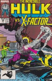Incredible Hulk (The) (1968) -336- X-tremes !