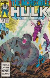 Incredible Hulk (The) (1968) -338- Mercy Killing