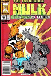Incredible Hulk (The) (1968) -365- Countdown Fantastic 4