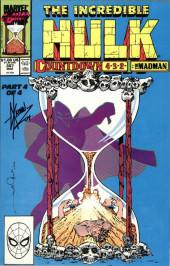 Incredible Hulk (The) (1968) -367- Countdown Madman