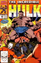 Incredible Hulk (The) (1968) -369- Silent Screams