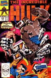Incredible Hulk (The) (1968) -370- Strange Matters