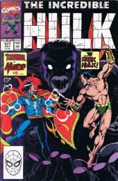 Incredible Hulk (The) (1968) -371- Strange But True