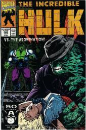 Incredible Hulk (The) (1968) -383- Green Canard