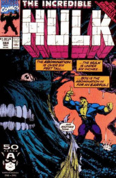 Incredible Hulk (The) (1968) -384- Small Talk