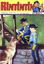 Rin Tin Tin & Rusty (2e série) -95- Rintintin contre Rintintin