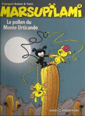 Marsupilami -4c14- Le pollen du Monte Urticando