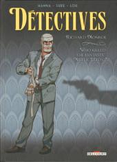 Détectives (Delcourt) -2a17- Richard Monroe - Who Killed the Fantastic Mister Leeds?