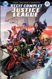 Justice League - Récit Complet (DC Presse) -5- Titans : Bienvenue à Manhattan