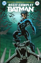 Batman - Récit Complet (DC Presse) -5- Nightwing : Premiers pas à Blüdhaven