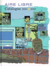Aire Libre -4HC- Catalogue 1988 > 2018