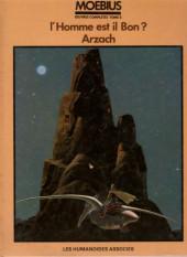 Moebius œuvres complètes -2a82- L'Homme est il bon ? Arzach