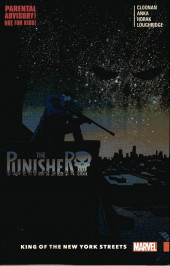 Punisher (2016) (The) -INT03- King of the new york streets