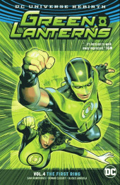 Green Lanterns (2016) -INT04- Vol.4: The First Ring