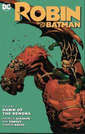 Robin: Son of Batman (2015) -INT02- Dawn of the demons