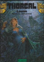 Thorgal -16a1992- Louve