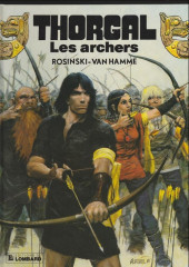 Thorgal -9a92- Les archers