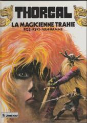 Thorgal -1b92- La Magicienne trahie