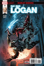 Old Man Logan (2016) -33- Scarlet Samurai: Part Three