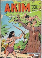 Akim (1re série) -42- Les guerriers de la vallée secrète