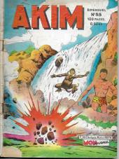 Akim (1re série) -55- l'entreprise héroïque