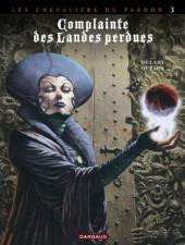 Complainte des Landes perdues -7a15- La Fée Sanctus